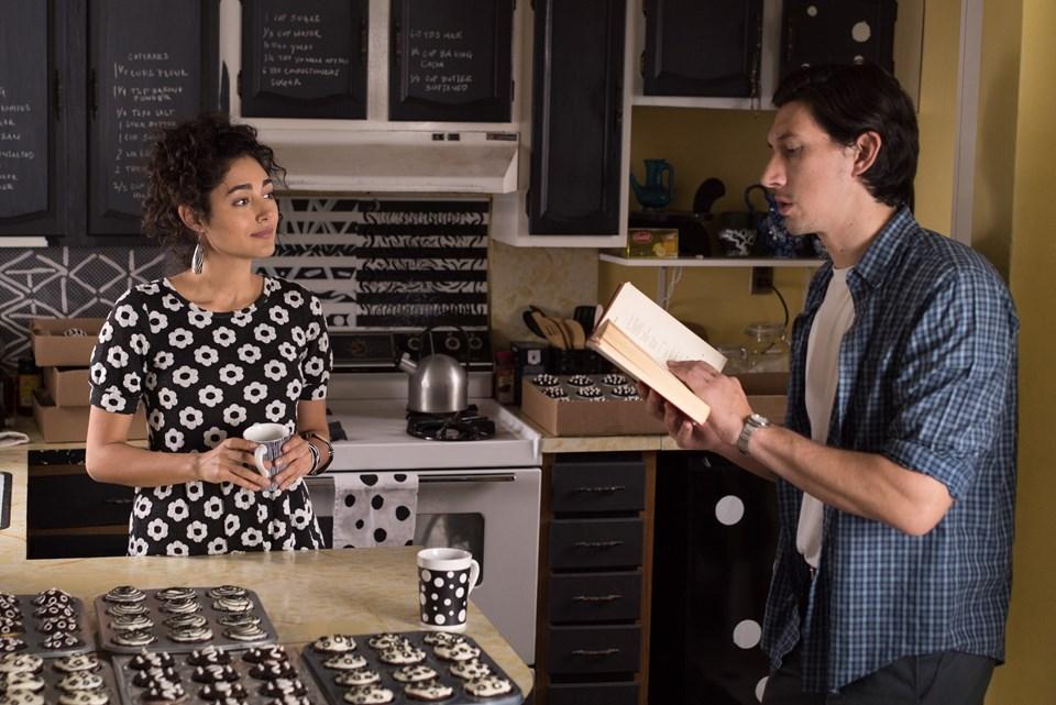 Girls dizisiyle yıldızı parlayan Adam Driver'ın başrolünde yer aldığı filmde aktöre İranlı oyuncu Gülşifte Ferahani eşlik ediyor. Filmin sahneleri taşıyan müziklerinde Carter Logan imzası var.