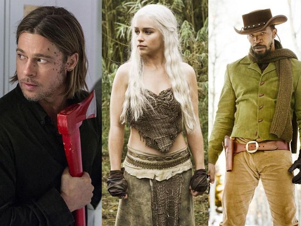 İnternette en çok ilgi gören dizi ve filmler