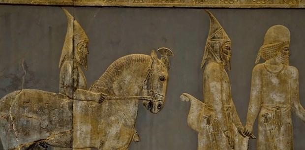 'İran'da bulunan 2 bin 600 yıllık figürler Türklerin ilk resimleri olabilir'