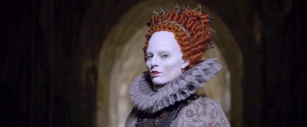 İskoçya Kraliçesi Mary filminden yeni afiş