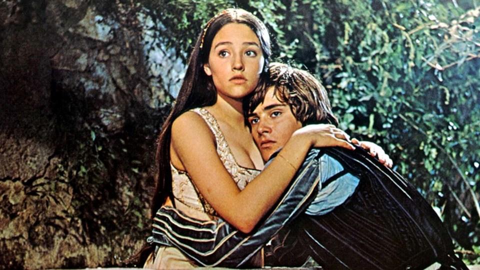 Zeffirelli, 1968 yılında Romeo ve Juliet filmini yönetti.
