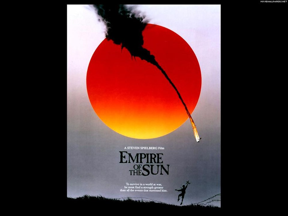 steven spielbergs empire of the sun essay What steven spielberg's science fiction tells us about america not just fantasies t here is a moment in steven spielberg's empire of the sun (1987.