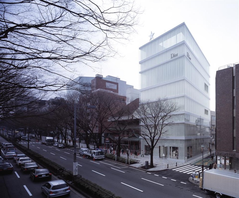 Japon mimarların sanat harikaları