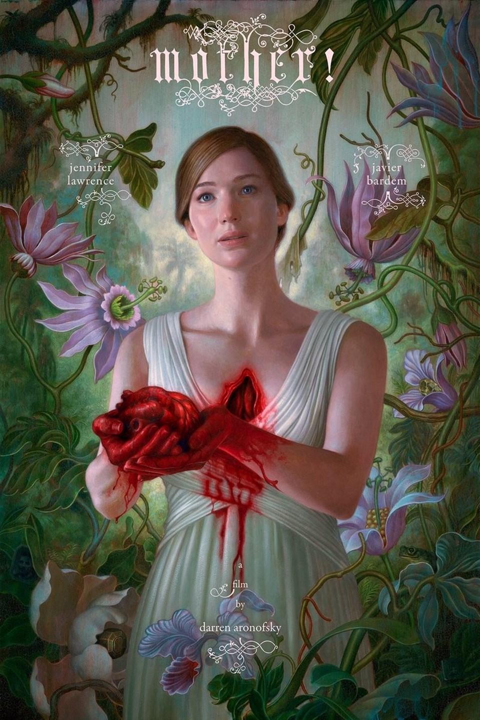 Jennifer Lawrenceın Anne Filminden Ilk Fragman Ntv