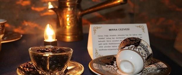Kahvenin tarihine müzede yolculuk