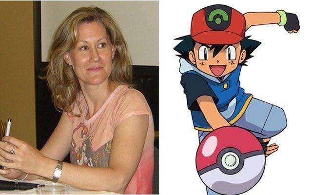 Veronica Taylor - Ash Ketchum (Pokemon)