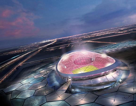 Katar'ın eşi benzeri olmayan stadları