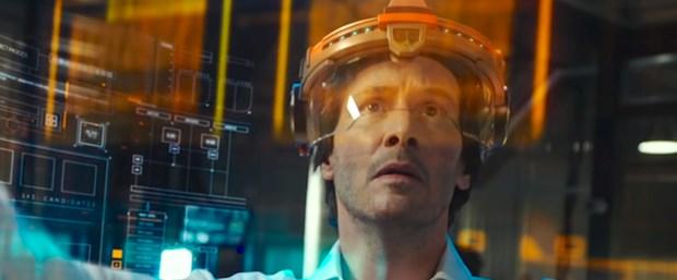 Keanu Reeves'in yeni filmi Replicas 11 Ocak'ta vizyonda