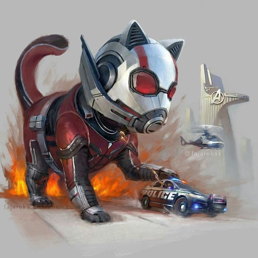 Ant-Cat (Ant-Man karakteri)