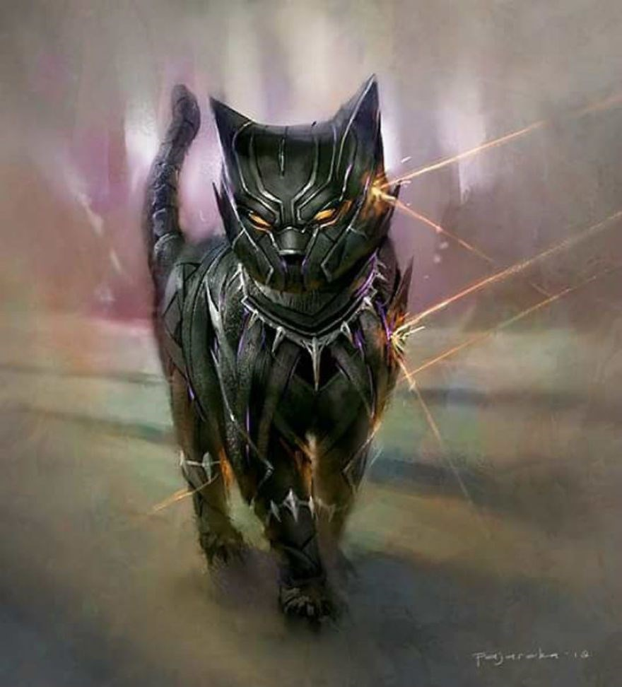 Black-Kitteh (Black Panther karakteri)