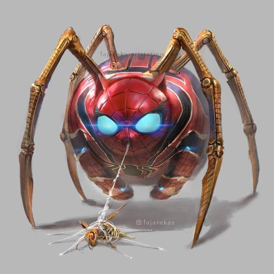 Spider Cat (Örümcek Adam karakteri)