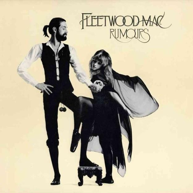 1. Fleetwood Mac, Rumours