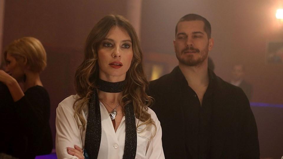 Tuba Ünsal son olarak İçerde dizisinde Handan karakterini canlandırdı