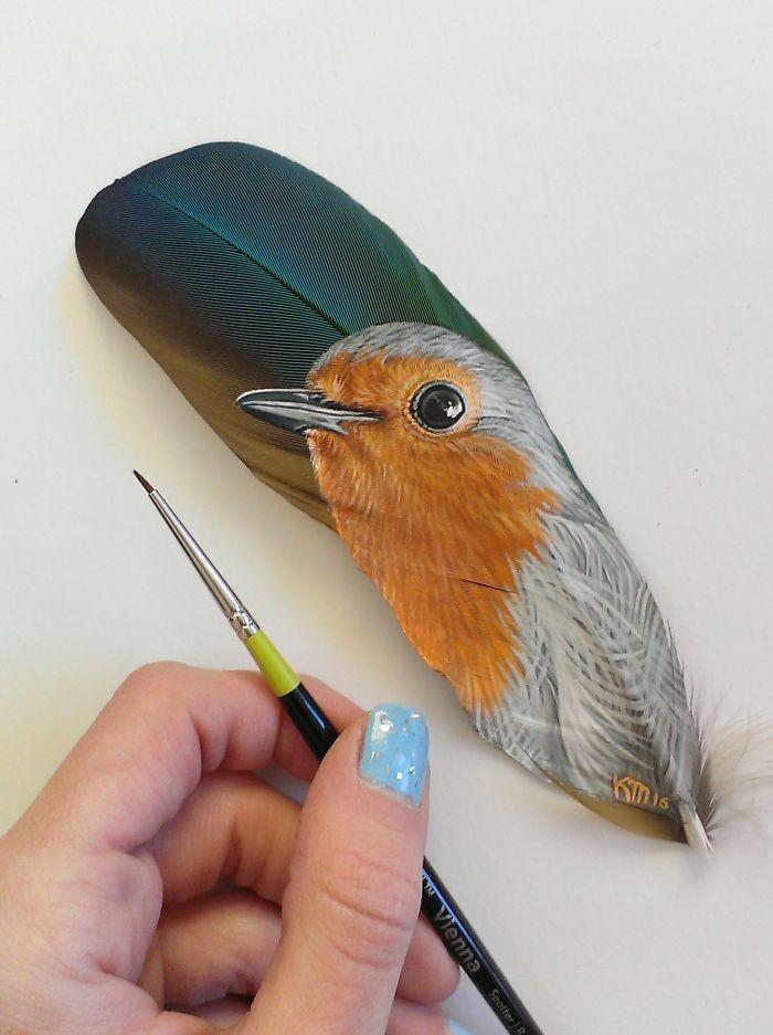 Avrupalı Robin