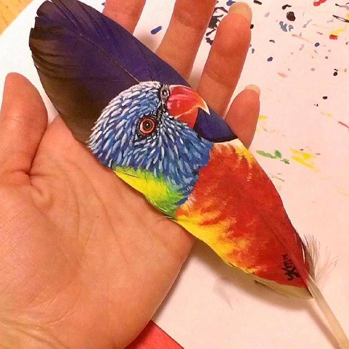 Lori papağanı
