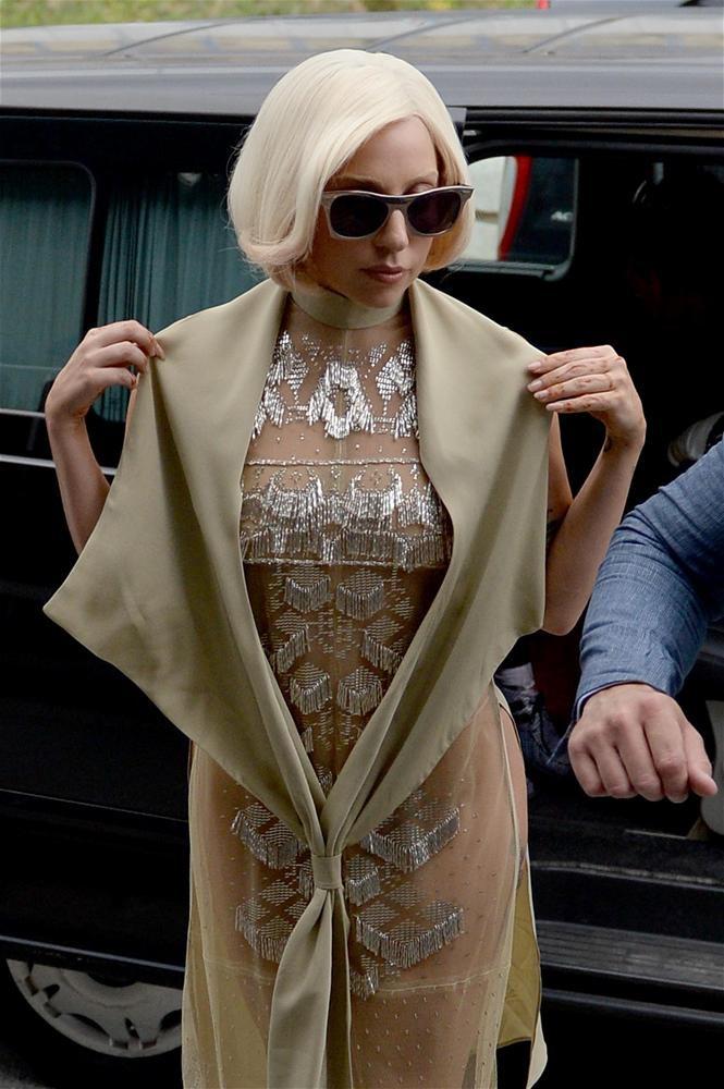 Lady Gaga İstanbul'dan ayrıldı