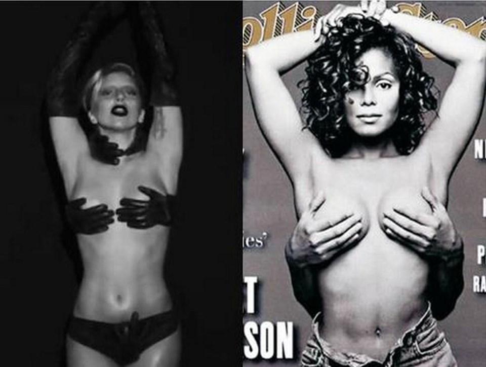 Lady Gaga'nın ilham kaynağı
