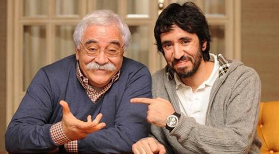 Levent Kırca ile oğlu Oğulcan Kırca