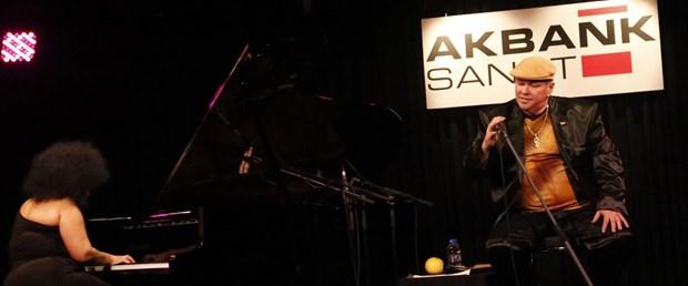 Luis Frank İstanbul'da konser verdi