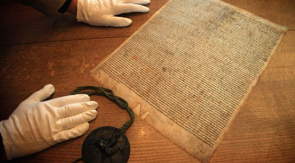 magna carta law advantages Some might argue that without documents such as the magna carta,  without this, then, we would still be subject to monarchical law and judgement.
