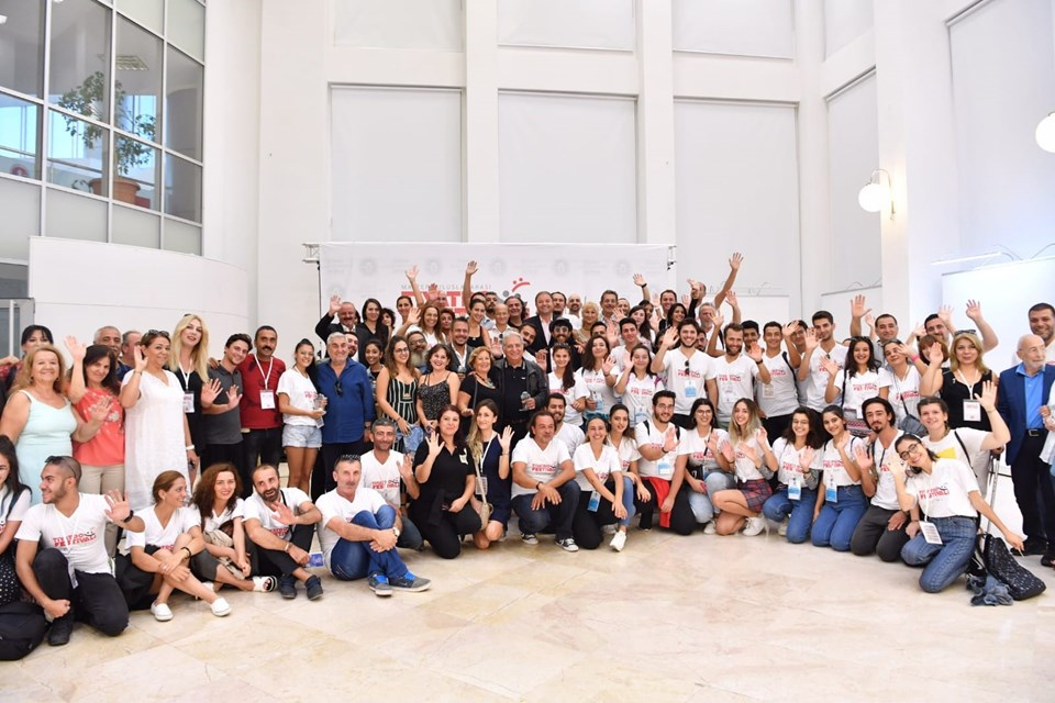 Maltepe Uluslararası Tiyatro Festivali'nde ödüller.