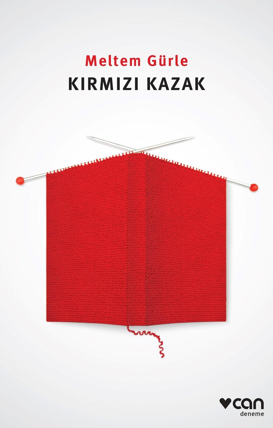 Kırmızı Kazak, Meltem Gürle, Can Yayınları