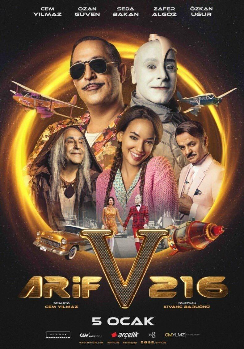 ARİFV216 (5 OCAK)