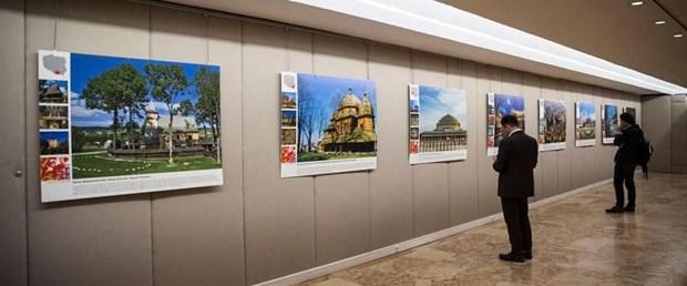 Milli Kütüphane'de Polonya sergisi