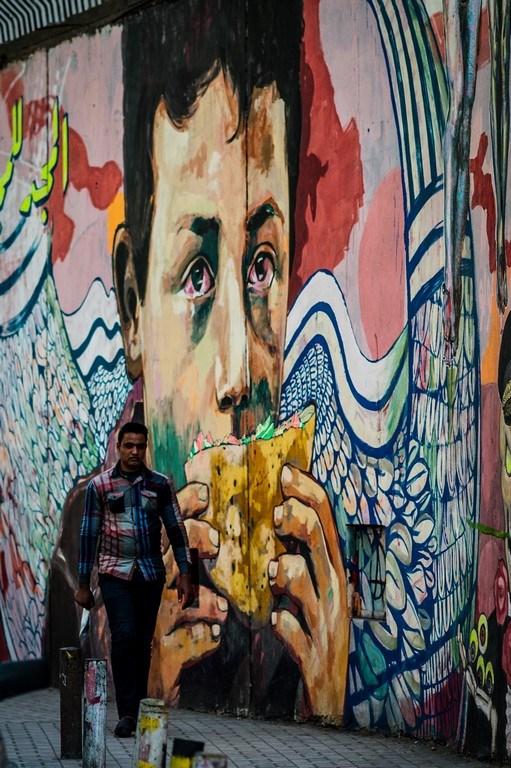 Mısır'da grafiti sanatı