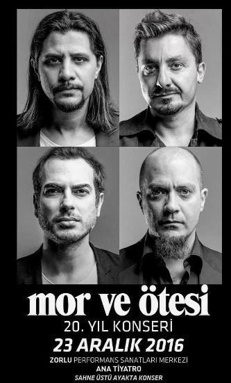 Konser, 'Vestel Gururla Yerli' konserleri kapsamında 23 Aralık'ta, Zorlu PSM'de gerçekleşecek.