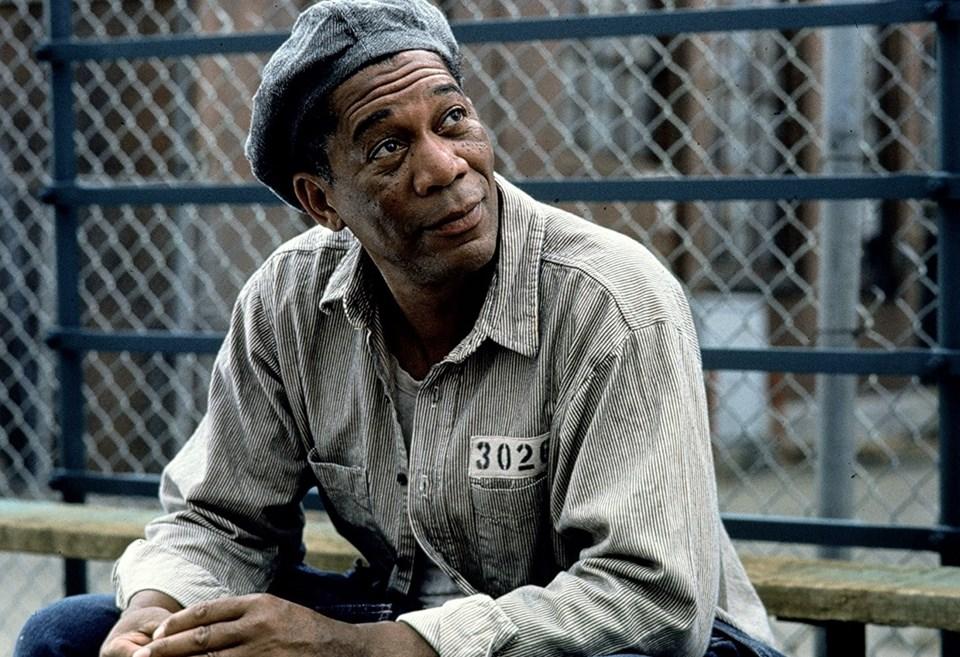 Morgan Freeman'ın rol aldığı 1994 yapımı filmin IMDb puanı: 9,3