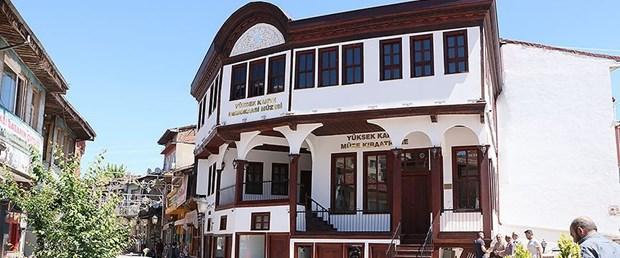 Mustafa Kemal Atatürk'ün toplantı yaptığı bina müzeye çevrildi