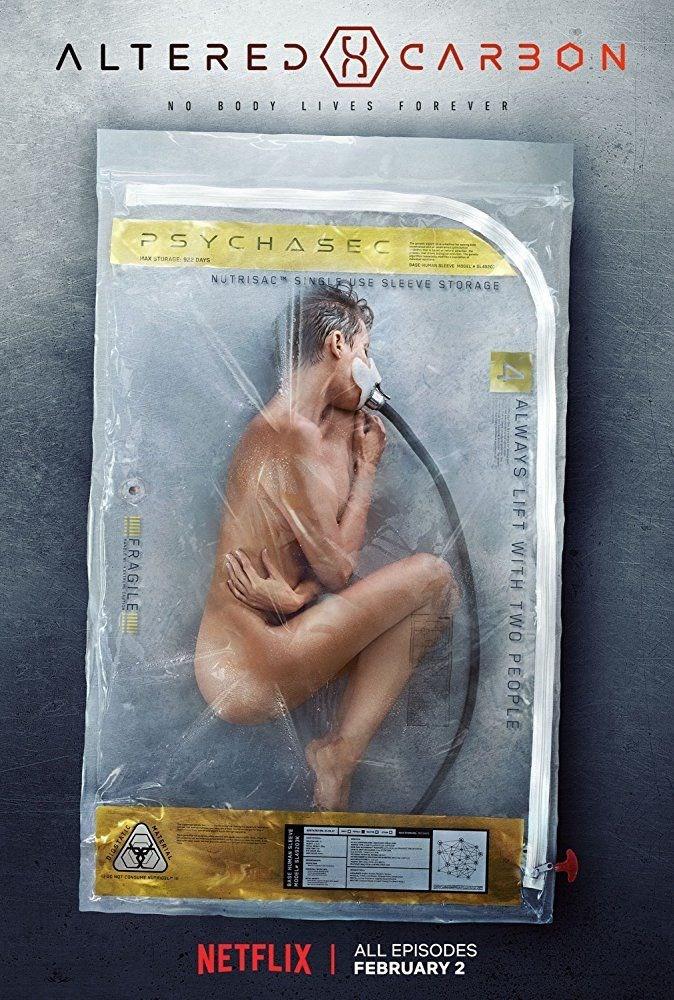 Altered Carbon, Takeshi Kovacs, Netflix, dizi, yabancı dizi, Joel Kinnaman kimdir