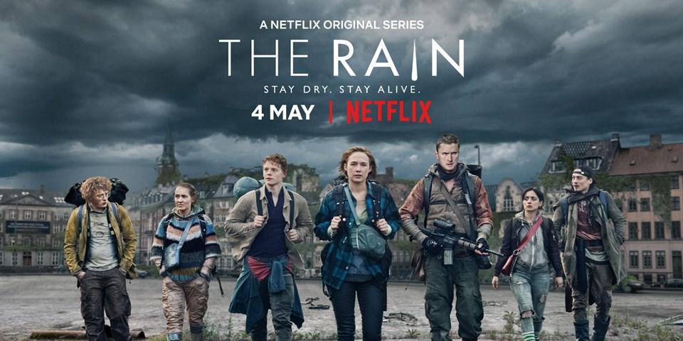 Netflix, The Rain, en güzel netflix dizileri