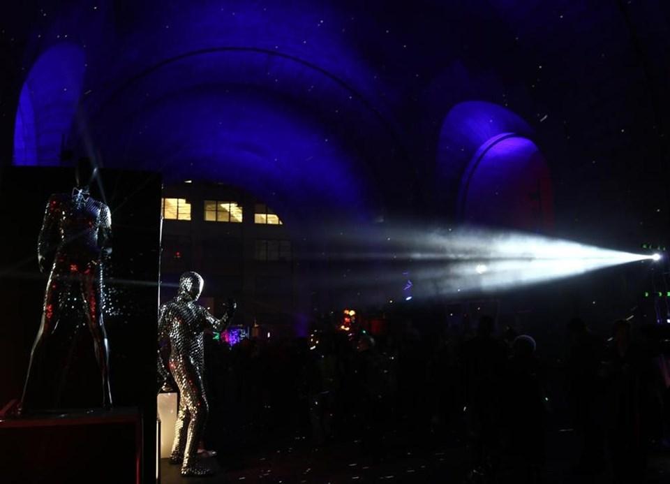 New York Işık Festivali