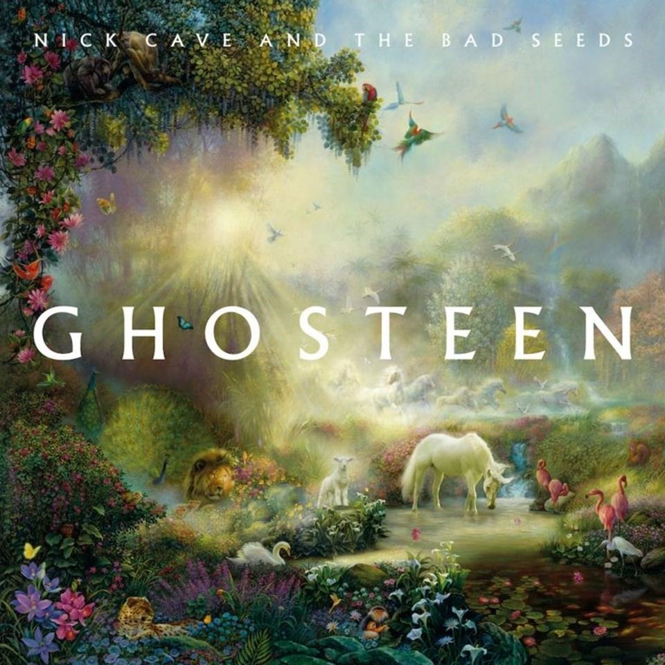 Nick Cave'den yeni albüm: Ghosteen