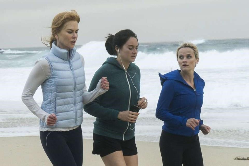 HBO dizisi Big Little Lies, Emmy ve Altın Küre ödülleri aldı.