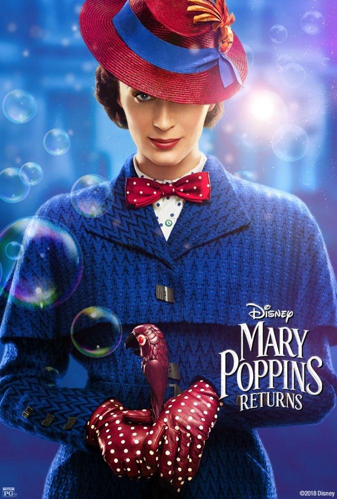 Sihirli Dadı : Mary Poppins