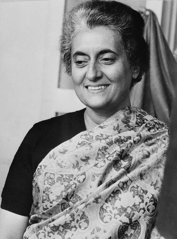 essay on mrs indira gandhi