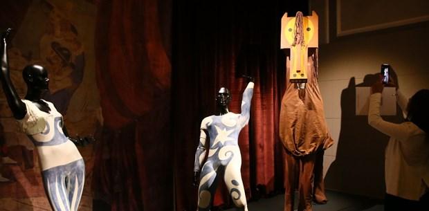 Picasso'nun eserleri sanatseverlerle buluşuyor