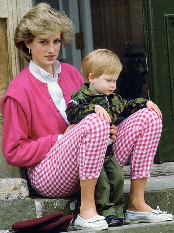 Prens William ve Harry, anneleri Dianayı anlattı