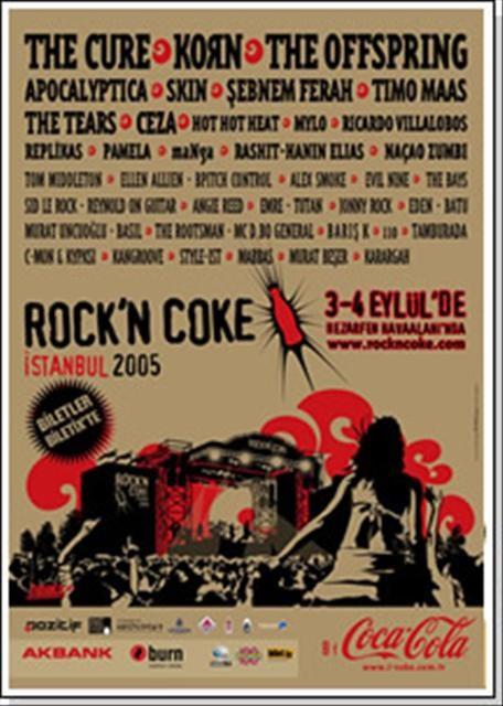 Rock'n Coke 2005