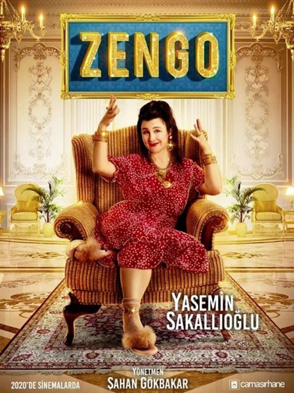 ZENGO afişi ile ilgili görsel sonucu
