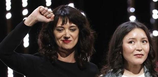 Cannes'a Asia Argento damga vurdu: Cinsel saldırıya uğradım