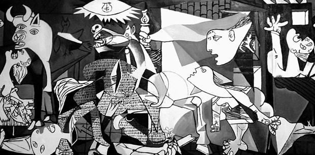 Picasso'nun ünlü savaş eseri Guarnica 81 yaşında