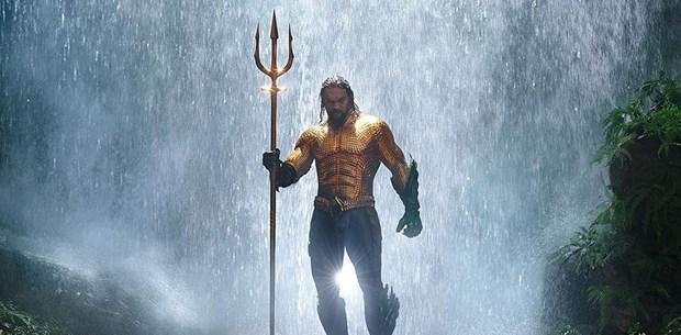 Aquaman'in yeni fragmanı