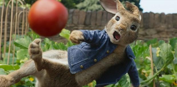 �Tavşan Peter fragmanı