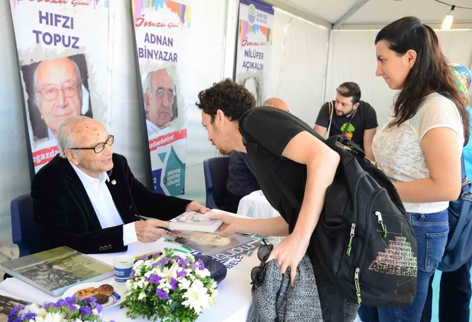 Sarıyer'de 8. Edebiyat Günleri (210 yazar katılacak)