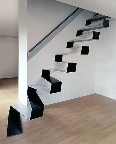 Şaşırtan merdivenler