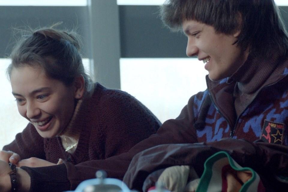 'Araf' filminden bir kare